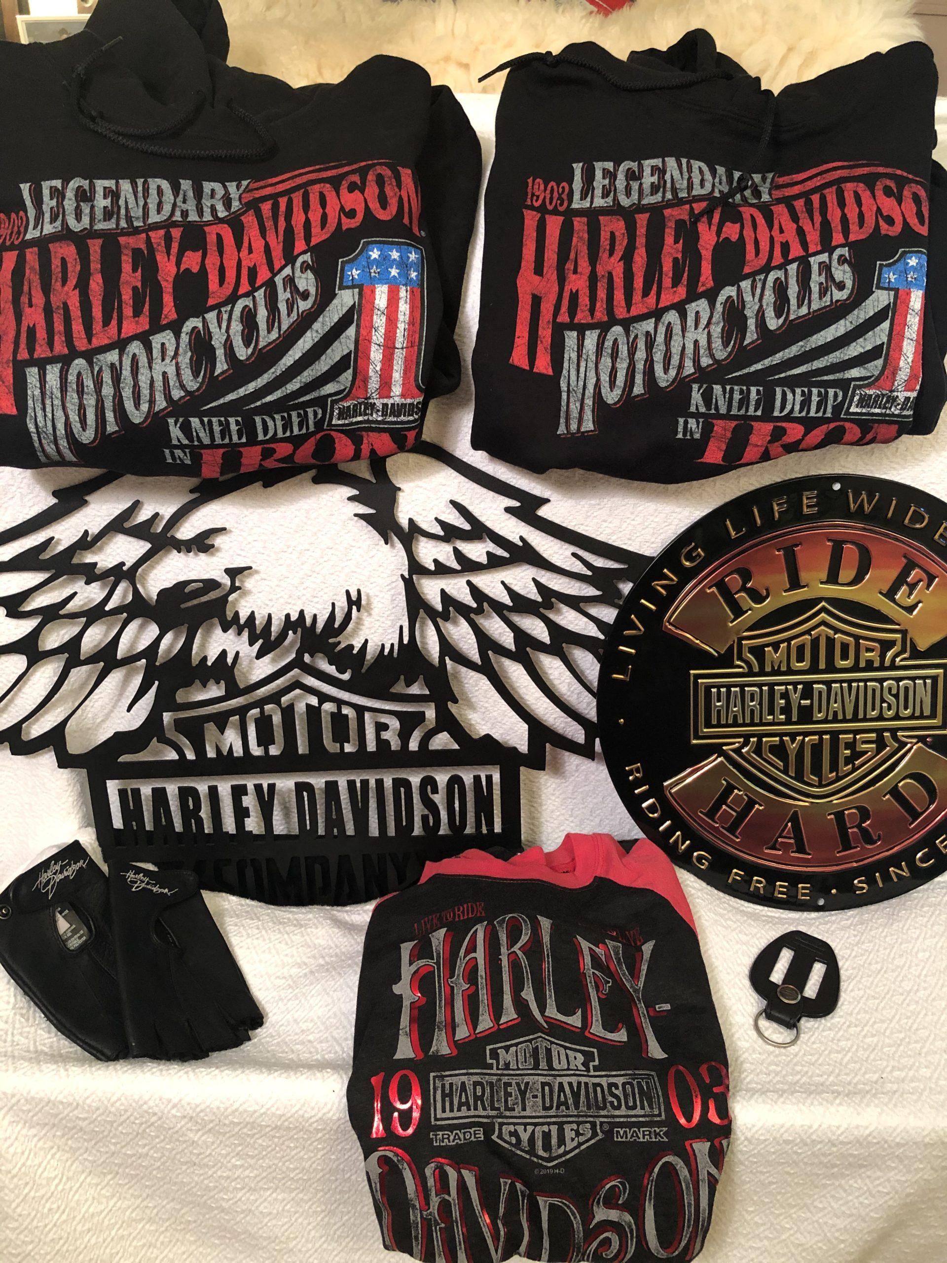 MKE Harley Gear