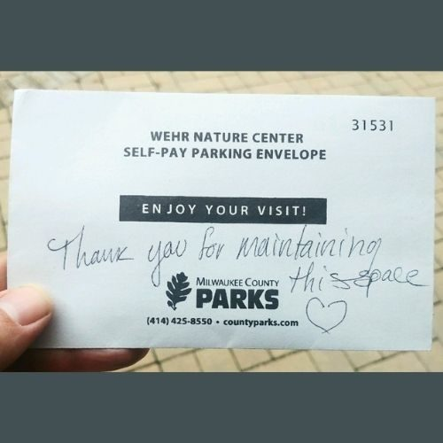 thank you parking note final